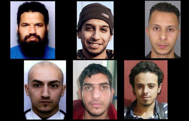 Attentats à Paris: De Saint-Denis au Bataclan, la galaxie des terroristes qui ont frappé la France