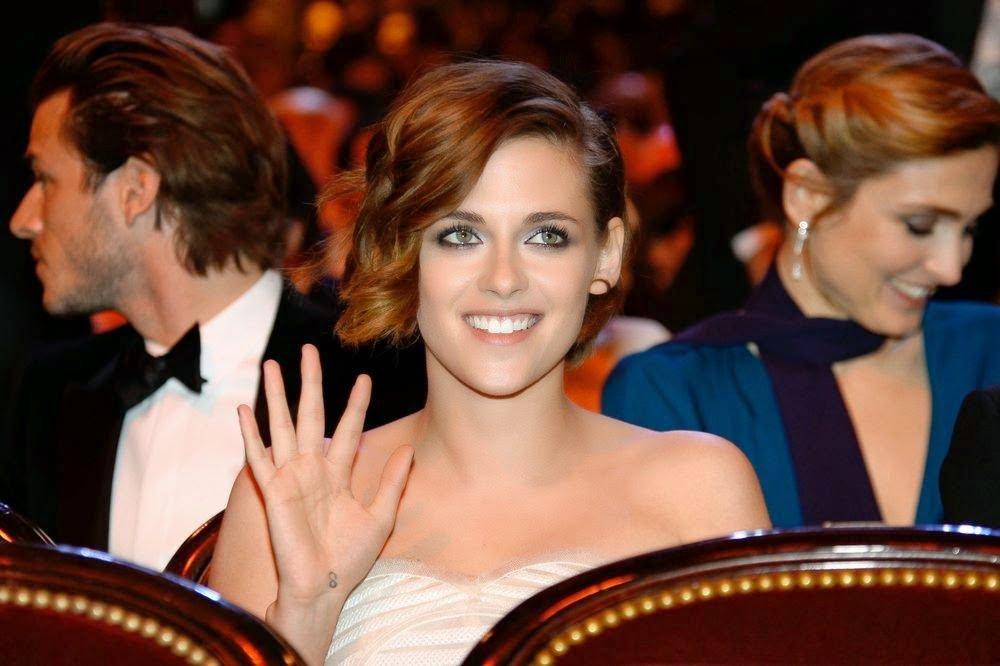 Kristen Stewart - C�sar de la Meilleure Actrice dans un second r�le 2015.