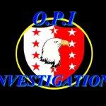 INVESTIGATIONS-O-P-I
