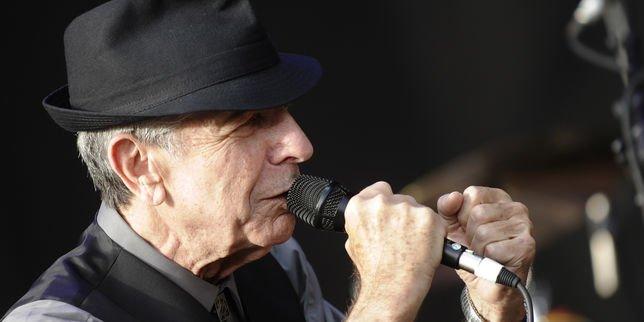 Leonard Cohen,poète et musicien canadien,est mort à l'âge de 82ans