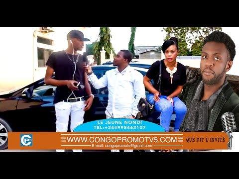 "Regardez ""Eyindi: Fabregas...Carine Mokonzi Makolo poussiere ,Robinho azongela koteka niampule Angola ekotosa"" sur YouTube"