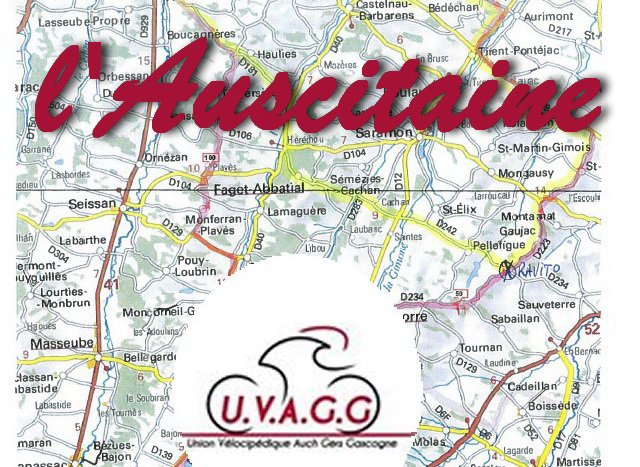 3 Avril 2016 : l'Auscitaine cyclo sportive - Sud Gironde – CYCLISME