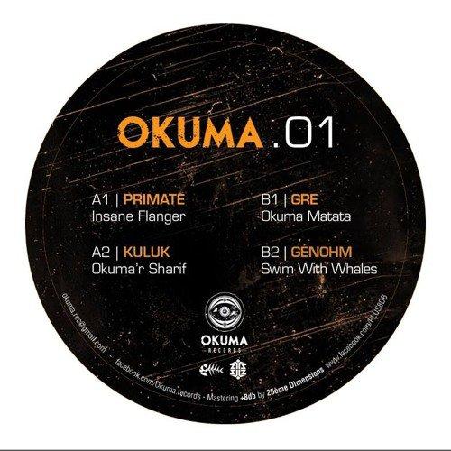 A2 KULUK - Okuma'r Sharif [Okuma 01]