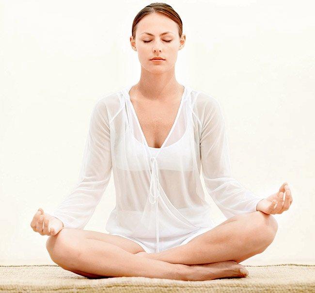 Five yoga tips for sound sleep - Life and style   Pinitpic