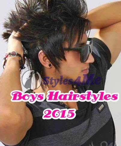 Brilliant Boys Hairstyles 2015 New Haircuts For Men And Young Boys Hairstyle Inspiration Daily Dogsangcom
