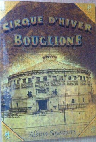 Album Souvenir Cirque d'Hiver Bouglione