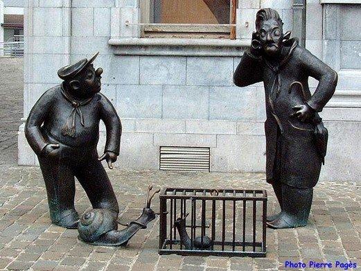 Page d'accueil du site Visites de Namur - visites-de-namur!