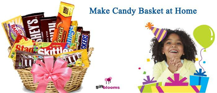 How to Make Candy Baskets at Home for Kids Birthday? - Your Posts