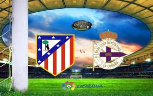 Prediksi Atletico Madrid Vs Deportivo La Coruna 25 September 2016