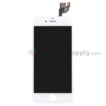 Apple iPhone 6 LCD and Digitizer Assembly with Frame and Small Parts - ETrade Supply