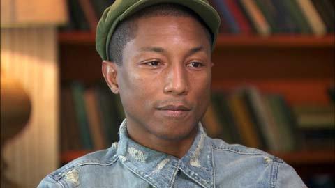 Pharrell à propos de Blurred Lines