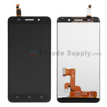 Huawei Honor 4X LCD Assembly Black - ETrade Supply