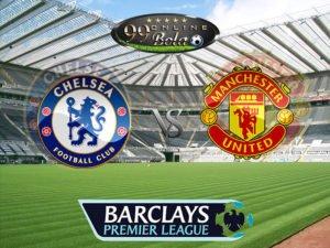 Prediksi Chelsea Vs Manchester United 23 Oktober 2016