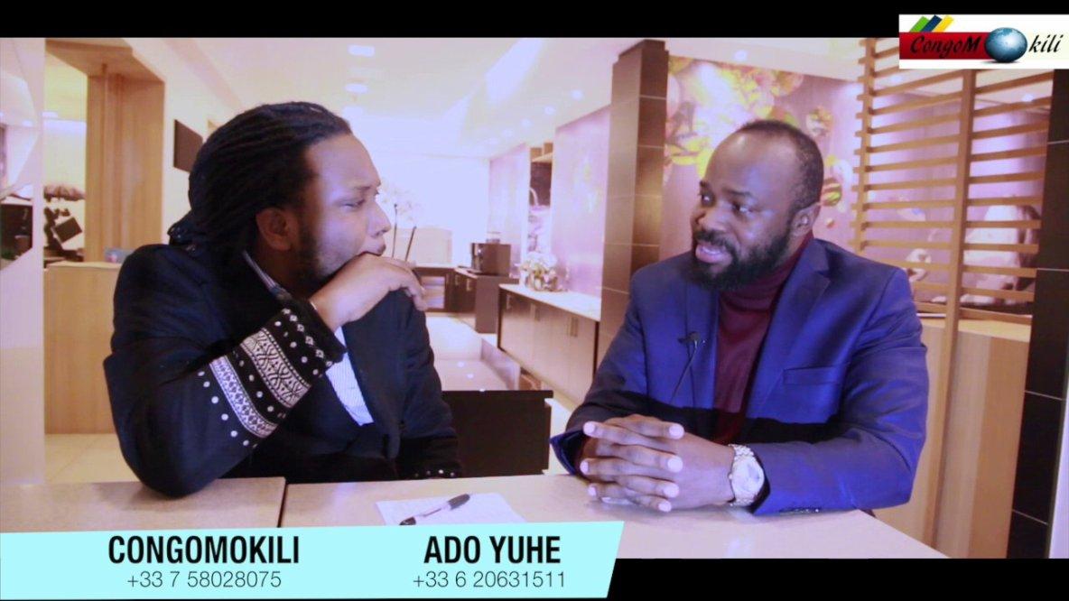 "Regardez ""Commandant ESSO apanzi nioso na kanda : affaire corruption et Odon MBO"" sur YouTube"