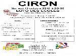Annonce 'Loto des �coles Ciron-Oulches'
