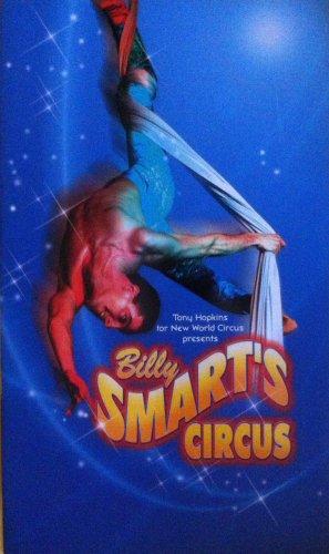 A vendre / On sale / Zu verkaufen / En venta / для продажи :  Programme Billy SMart's Circus 2007?