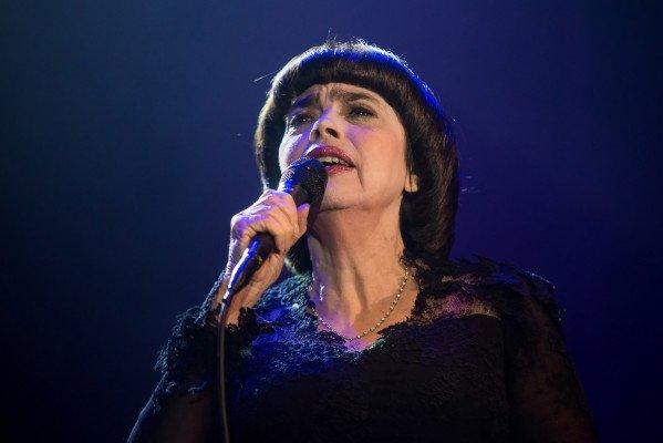22-10-2016      Mireille Mathieu in Gdynia