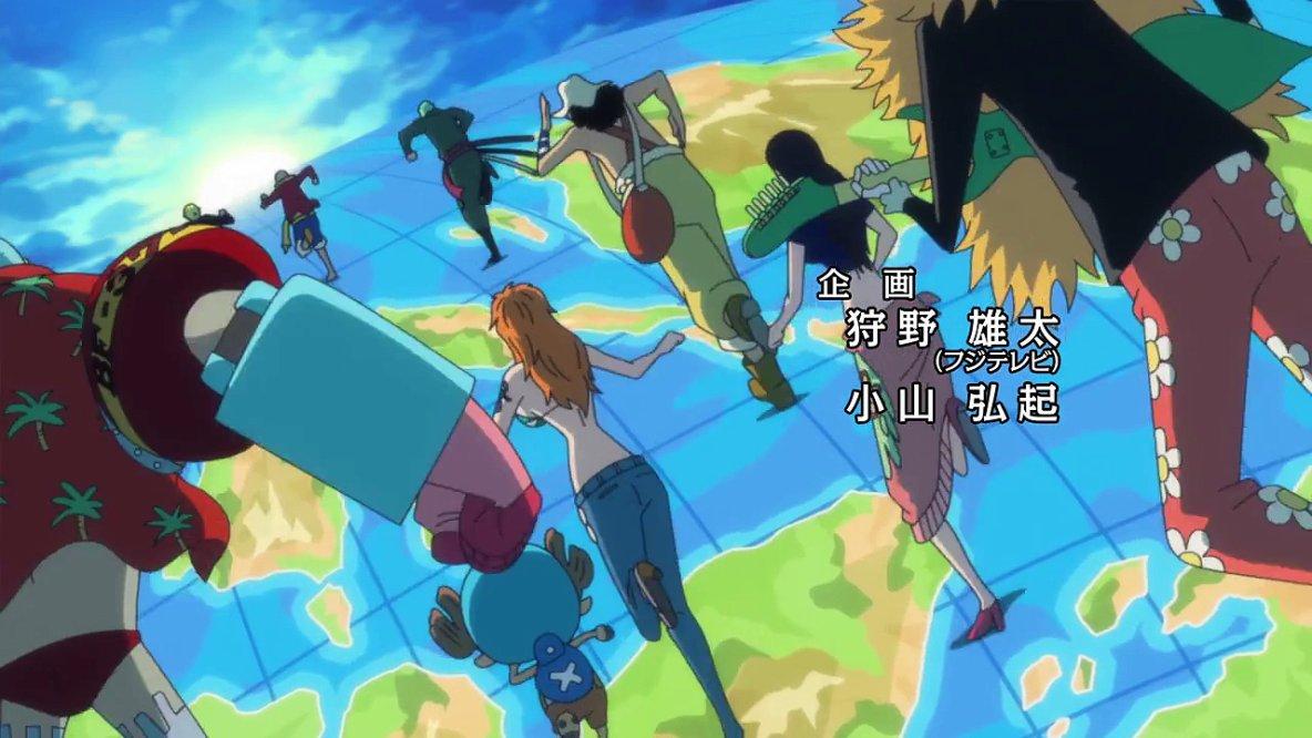 One Piece - �pisode 752 Vostfr