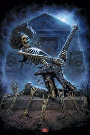Dark Skull Dark Evil Mind Skyrock Com