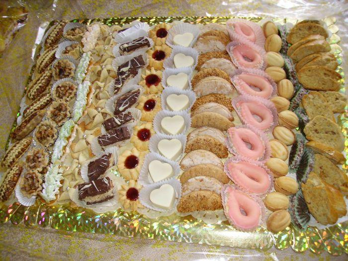 Recette : Petits gâteaux arabes à la noix de coco et à la