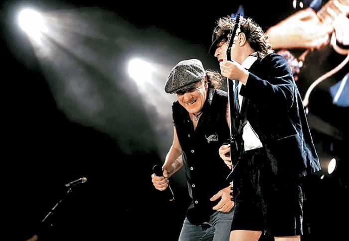 AC/DC In Argentina ! Olé !