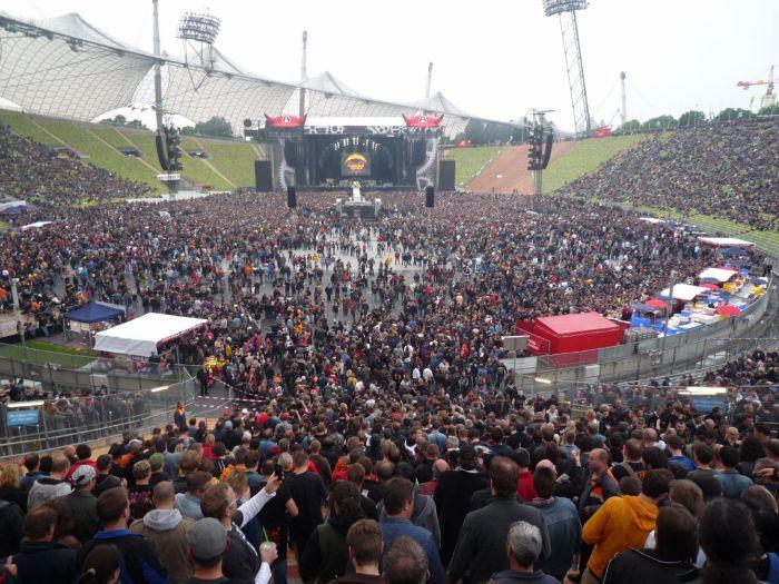 Live at Munich