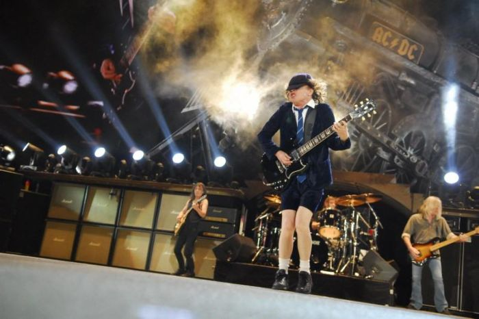 AC/DC In Argentina ! Re Olé !!!