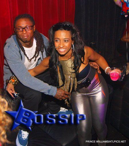 Lil Wayne at SNL's birthday