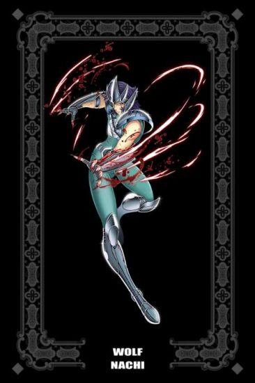 Queenie les classe... les personnages de Saint Seiya Big.121125713
