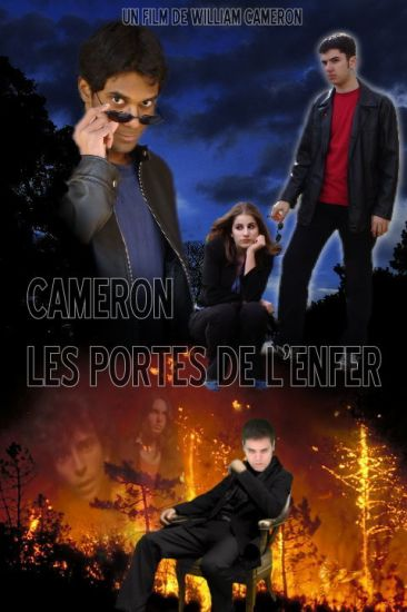 """Affiche Officiel de """"Cameron"""" HellGates"""