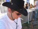 on joue le cow-boy le temps d'un festival country...