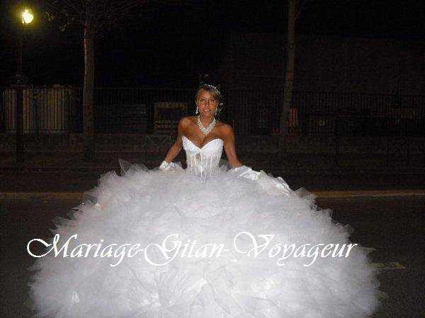 robe mariage gitan voyageur - Mariage Gitan Voyageur