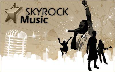 Mach Werbung für deine Band auf Skyrock Music!