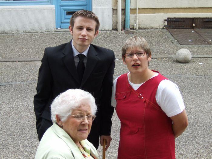 moi, mais avec ma mère cette fois-ci