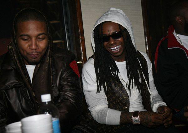 Juelz Santana and Lil Wayne