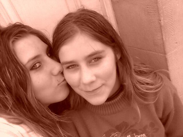 Moi et ma soeur ^^
