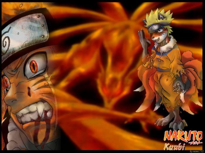 Naruto demon renard 9 queue nonozz33 - Coloriages naruto demon renard ...