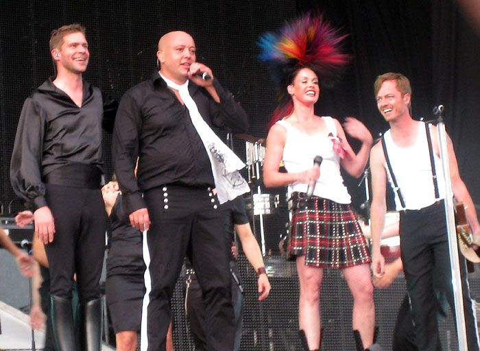 Soren, René, Lene & Claus (Goodbye To The Circus Tour)