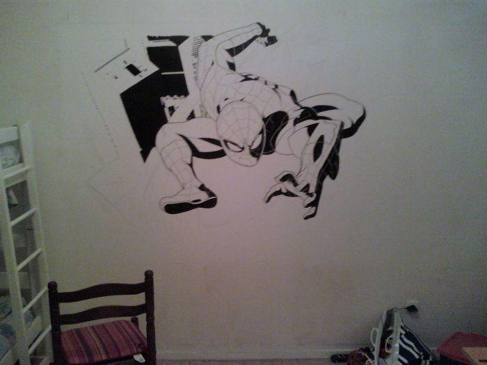 dessin sur mur takachier1