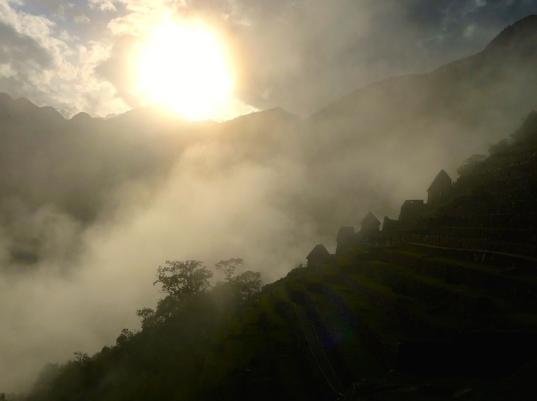Machi Picchu Pérou