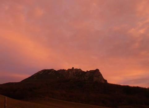 Bugarrach Occitanie Languedoc Roussillon