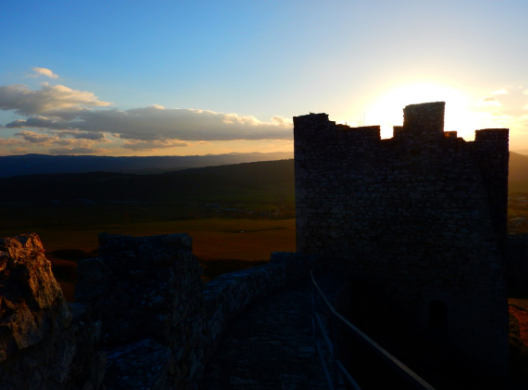 Chateau fort de Spi Slovaquie