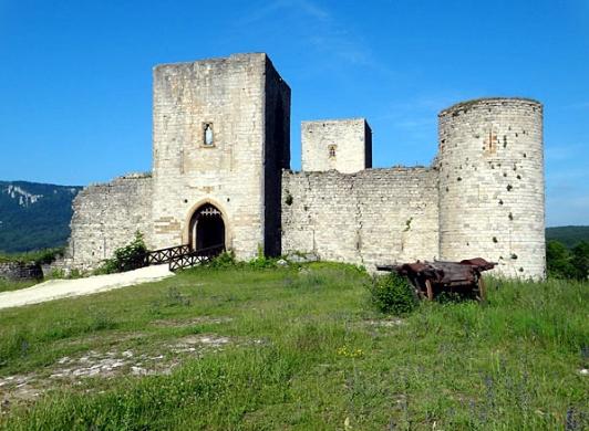 Chateau de Puivert