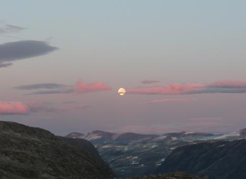 Norvège côte Ouest