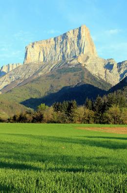 Mont-Aiguille Vercors