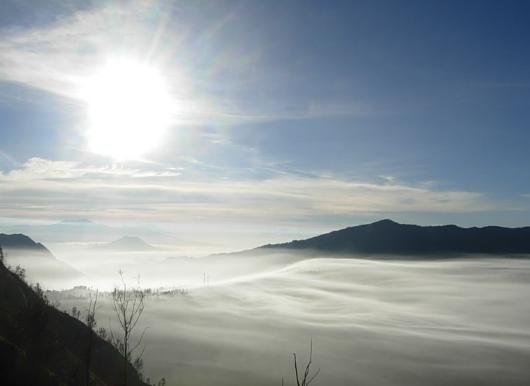 Soleil d'Indonésie