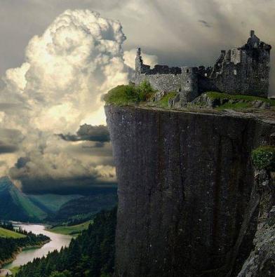 Chateau de Kilchem Ecosse