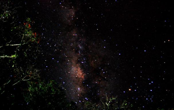 Sous les étoiles Aguas Calientes