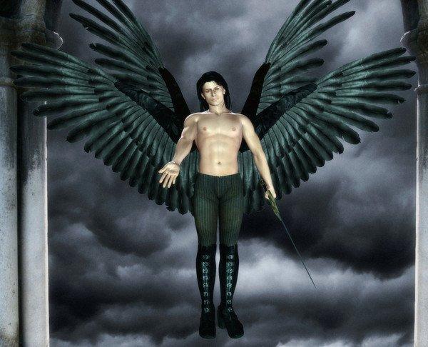 un ange!