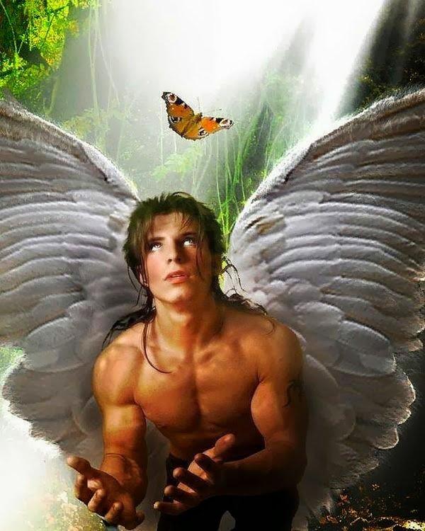 bel ange, j'adore!